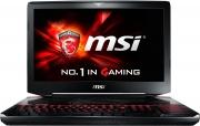 Ноутбуки MSI GT80S 6QE