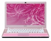Ноутбуки Sony Vaio VPC-CW1S1R
