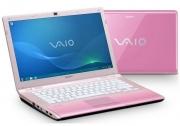Ноутбуки Sony Vaio VPC-CW23FX