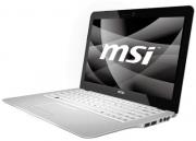 Ноутбуки MSI X340