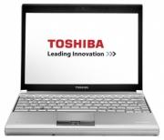 Ноутбуки Toshiba Portege R500
