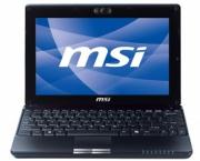 Нетбуки MSI U120