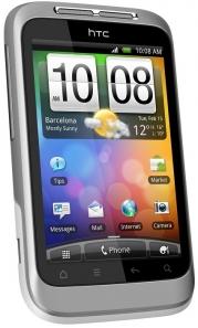 Телефоны HTC Wildfire S