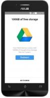 Телефон Asus ZenFone Go ZC451TG 3G 8GB