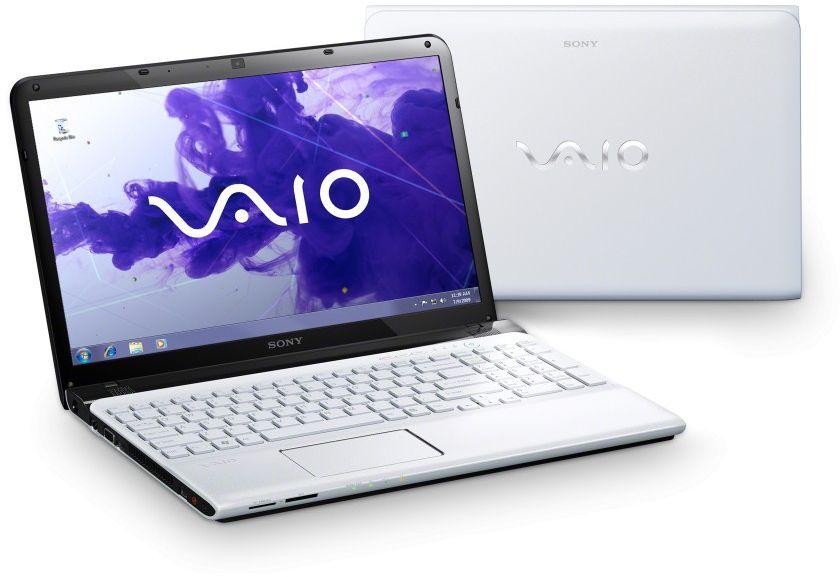 Ноутбук Sony Vaio SVE1512G1R/W